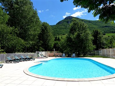 3 star campsite in Millau, near Gorges du Tarn, South of France